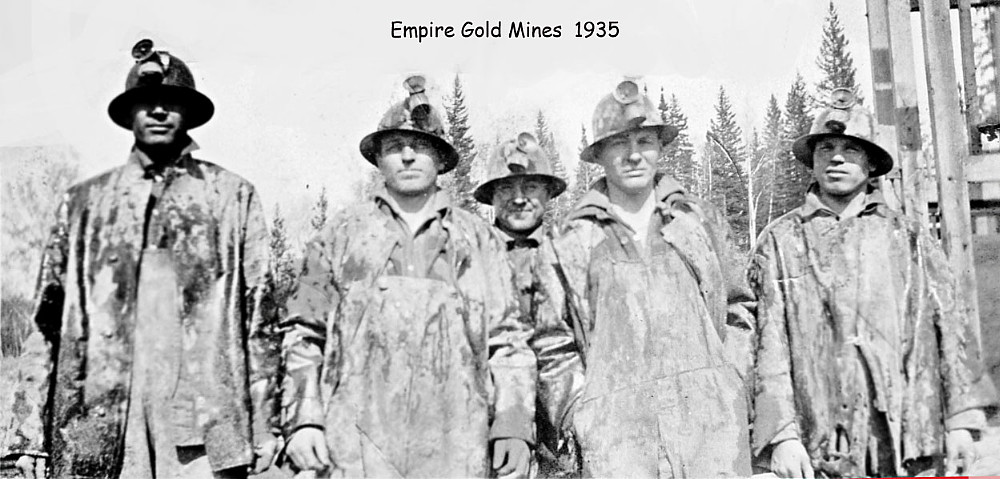 Northern Empire Mine, Ontario, late 1930s