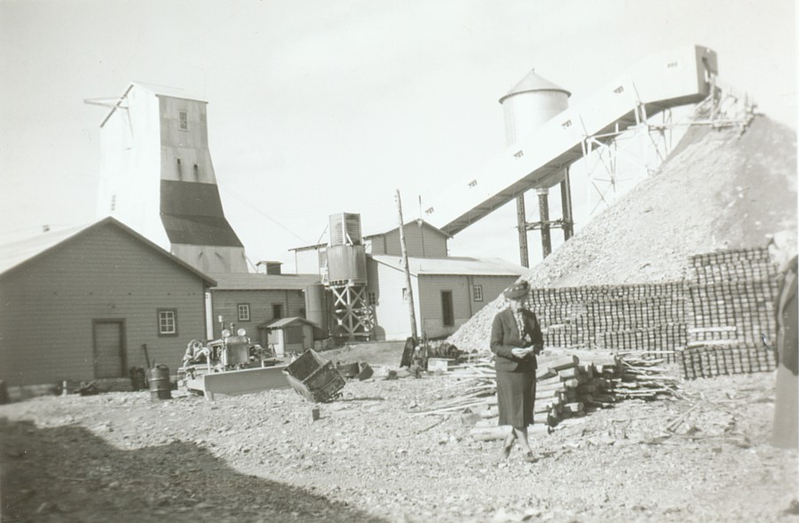 Northern Empire Mine, Ontario, 1939