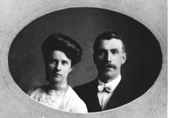 Unknown couple.